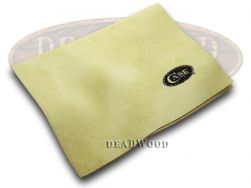 Case xx Lint Free Polishing Chamois for Pocket Knives 1037