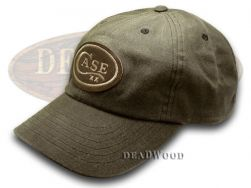 Case xx Distressed Brown Hat Baseball Cap 50178