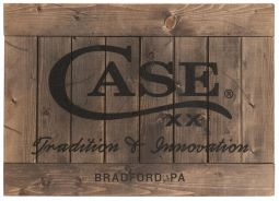 Case xx Rustic Wood Hanging Sign 50240