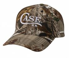 Case xx Embroidered Realtree APG Camouflage 52453 Ball Cap