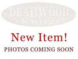 Case xx Bowie Knife Magnetic Display Stained Walnut Wood & Plexiglass 70633