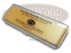 Case xx Aluminum Oxide Oilstone Pocket Knife Knives Sharpening Stone 905