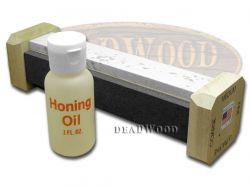 Case xx Arkansas Stone & Honing Oil EZ-Hone Sharpening Kit for Knives 9398