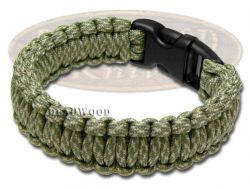 "Wilson Tac Digital Camo Camouflage Paracord 9"" Survival Bracelet WI9JG223"