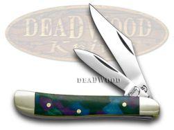 Buck Creek Palamino Corelon Peanut Pocket Knife 105PA Knives
