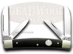 Buck Creek Bear & Bull Buffalo Horn Congress Knife 6682BH Knives