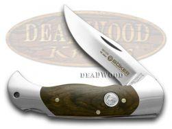 Boker Tree Brand Scout Lockback Knife Grenadill Wood 1/145 145th Anniv 112022