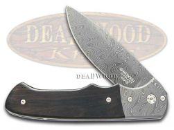 Boker Tree Brand Linerlock Knife 2015 Annual Damascus Grenadill 1/999 1132015DAM