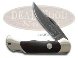 Boker Tree Brand Boy Scout Lockback Knife 2016 Annual Damascus 1/999 1132016DAM