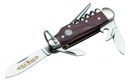Boker Tree Brand Camp Knife Knife Desert Iron Wood Classic Gold Stainless 114051