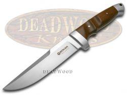 Boker Tree Brand Vollintegral 2.0 XL Fixed Blade Knife Maple Wood 124638