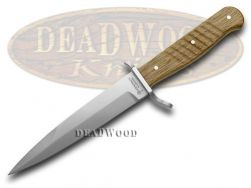 Boker Tree Brand Letter Opener Knife Walnut Wood Stainless Steel Replica 140918