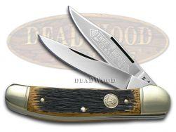 Boker Tree Brand Beer Barrel Wood Copperhead Pocket Knife 2626BBL Knives