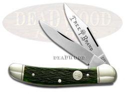 Boker Tree Brand Green Copperhead Pocket Knife 2626JGB Knives