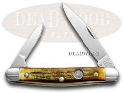Boker Tree Brand Deer Stag Pen Pocket Knife 8288BHH Knives