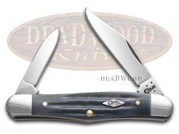 Case xx Half Whittler Knife Second Cut Jigged Gray Bone Stainless Pocket 10669