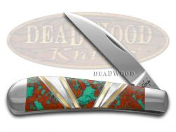 Case xx Sway Back Gent Knife Sonora Sunset Crimson Cuprite Mother of Pearl 11144
