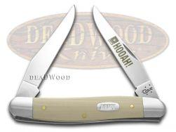 Case xx U.S. Army Muskrat Knife HOOAH Tan G-10 Stainless Pocket Knives 15015