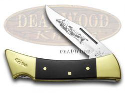 Case xx Hammerhead Lockback Knife Smooth Black Delrin Stainless Pocket 00177