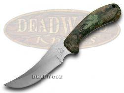 Case xx Caliber Hunter Ridgeback Fixed Blade Knife Camo Zytel Stainless 18336
