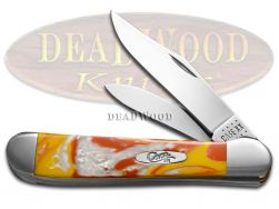 Case xx Copperhead Smooth Chief Corelon 20148CF Stainless Pocket Knife