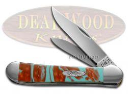 Case xx Copperhead Smooth Patina Corelon 20148PTA Stainless Pocket Knife