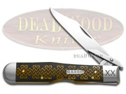 Case xx Cheetah Knife Celtic Knot Antique Bone 1/500 Stainless 21967CK Knives