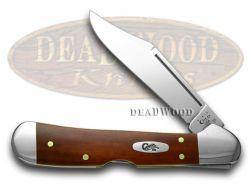 Case xx Mini Copperlock Knife Smooth Chestnut Bone Stainless Pocket Knives 28704