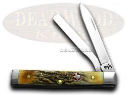Case xx Texas Genuine Stag Baby Doc 1/300 Pocket Knife 2878 Knives