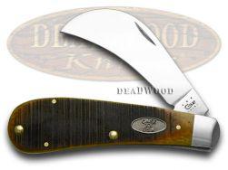 Case xx Sawcut Antique Bone Hawkbill Pocket Knife 31730 Knives