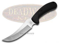 Case xx Ridgeback Fixed Blade Knife Full Tang Lightweight Black Stainless 00362