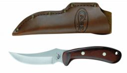 Case xx Ridgeback Fixed Blade Knife Rosewood Full Tang Stainless Pocket 00398