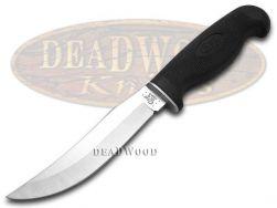 """Case xx Fixed Blade 5"""" Skinner Hunter Knife Lightweight Black Stainless 00588"""