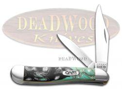 Case xx Peanut Knife Arctic Corelon Stainless 6075ATC Pocket Knives