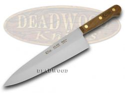 Case xx Household Cutlery Kitchen Chef's Knife Walnut Wood Stainless 07316
