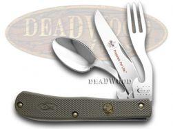 Case xx Boy Scouts of America Tan Zytel Hobo Pocket Knife 8042 Knives