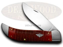 Case xx Red Clasp 1/100 Limited Edt Pocket Knife 8563 Knives