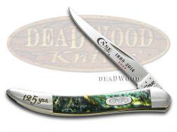 Case xx Toothpick Knife Morning Mist Corelon 125th Anniv Stainless 910096-125MM
