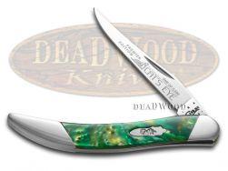 Case xx Toothpick Knife Slant Series Cat's Eye Corelon 1/2500 Pocket S910096CE