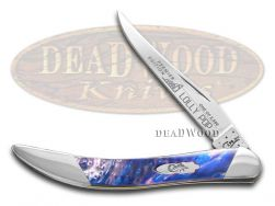 Case xx Toothpick Knife Slant Series Lolly Pop Corelon 1/2500 Pocket S910096LP