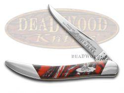 Case xx Toothpick Knife Slant Series Man In Black Corelon 1/2500 S910096MB