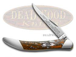 Case xx Toothpick Knife Slant Series Oktoberfest Corelon 1/2500 Pocket S910096OF