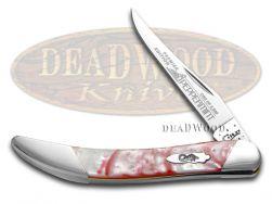 Case xx Toothpick Knife Slant Series Peppermint Corelon 1/2500 Pocket S910096PM