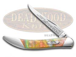 Case xx Toothpick Knife Slant Series Rainbow Corelon 1/2500 Stainless S910096RB