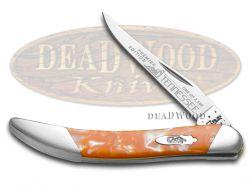 Case xx Toothpick Knife Slant Series Tennessee Orange Corelon 1/2500 S910096TN
