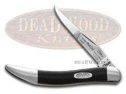 Case xx Toothpick Knife America's Black Coal Corelon 1/1200 Stainless 910096ABC