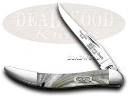 Case xx Toothpick Knife Gray Quartz Genuine Corelon 1/500 Stainless 910096IQ