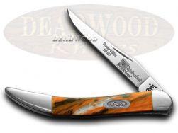 Case xx Toothpick Knife Oktoberfest Genuine Corelon 1/500 Stainless 910096OF