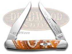 Case xx Muskrat Knife Slant Series Oktoberfest Corelon 1/2500 Stainless S9200OF