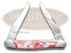Case xx Muskrat Knife Slant Series Peppermint Corelon 1/2500 Stainless S9200PM